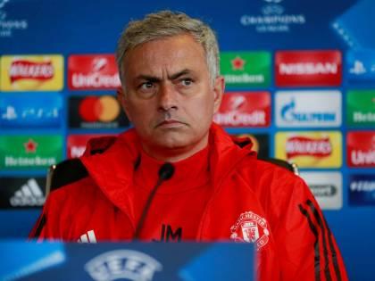 """Mourinho difende de Boer: """"Esonerato? Nel calcio non mi sorprende nulla"""""""