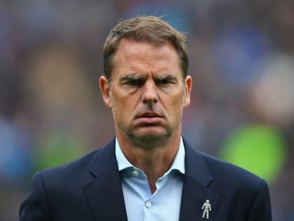 """De Boer al veleno su Mourinho: """"Speso un miliardo per giocare male"""" In realtà è una bufala"""