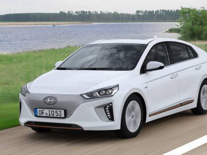 Il tris vincente di Hyundai nel segno di Ioniq