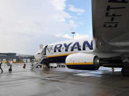 Ryanair, procura di Bergamo apre inchiesta