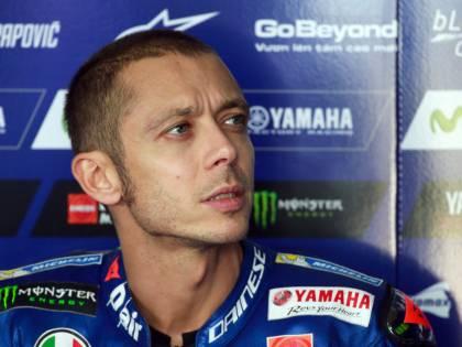"""Valentino Rossi: """"La gamba è a posto, non mi fa male"""""""
