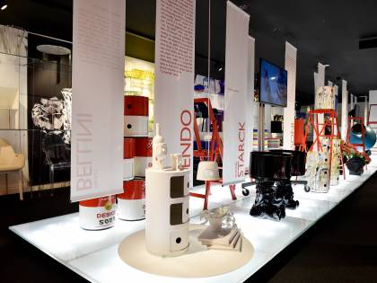 Kartell celebra i Componibili al London Design Festival