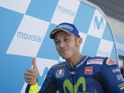 """Valentino Rossi: """"Guidare la moto mi fa bene, odio stare a casa"""""""