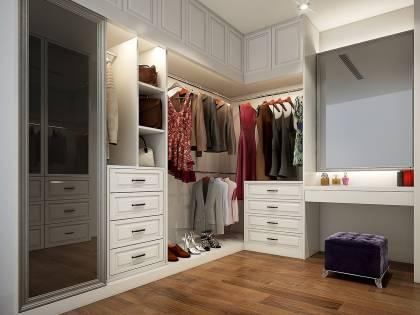 Come preparare l'armadio per l'inverno