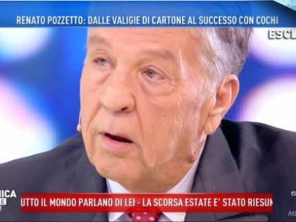 """Renato Pozzetto: """"Vi racconto la scena della vasca con la Fenech"""""""