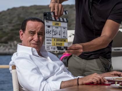 Ecco la prima foto di Servillo nei panni di Berlusconi