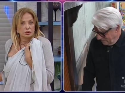 """Gf Vip, Ricky Tognazzi commenta lo scontro tra la Izzo e Predolin: """"Fallito"""". Poi chiede scusa"""