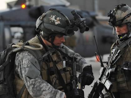 """Le confessioni dei veterani Usa: """"Nulla adesso ci può spaventare"""""""
