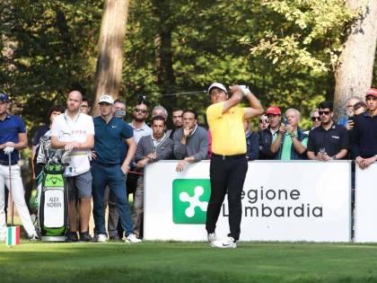 Grande successo per l'Open d'italia: oltre 15mila spettatori per il torneo di golf
