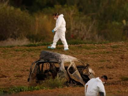 Tre uomini incriminati per l'omicidio di Daphne Caruana Galizia