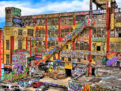 I graffiti al bivio: arte o sporcizia? In America lo decide un giudice