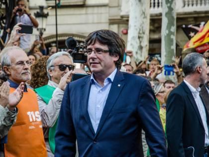 Bruxelles, libertà condizionata a Puigdemont e a 4 ex assessori
