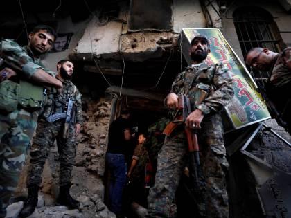 Il piano dell'Arabia Saudita per radere al suolo Damasco