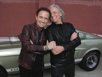 Roby Facchinetti e Riccardo Fogli: la silver economy del nostro pop