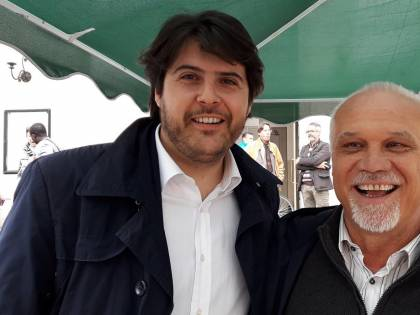 """Buffagni: """"Con Renzi il Vaffa viene istintivo"""""""