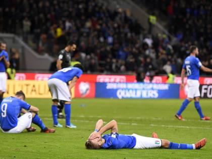 L'Italia gioca con il cuore ma non basta: la Svezia ci fa fuori dal Mondiale