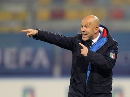"""Di Biagio vago: """"Io traghettatore dell'Italia? Nessuno mi ha detto nulla"""""""