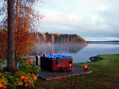Vapore e pietre ardenti Dove la sauna è una filosofia di vita