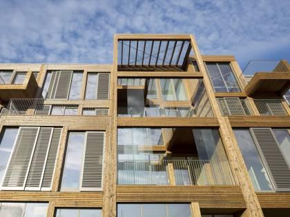 Edifici in legno, arriva un nuovo brevetto antisismico