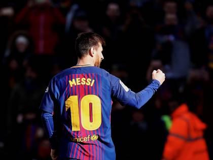 Messi pronto a lasciare Barça se Catalogna sarà indipendente