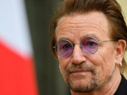 U2 a sorpresa in metropolitana: Berlino impazzita
