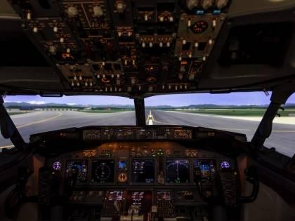 Malpensa, così Ansett addestra i piloti nel nuovo centro di volo