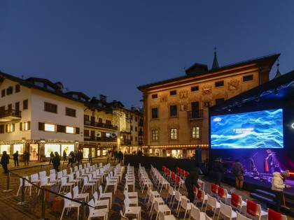 É verde il «Cortina Fashion Weekend» all'insegna dell'ecosostenibilità