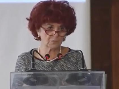 La Fedeli candidata a Modena in università a 6 giorni dal voto