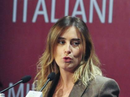 """Maria Elena Boschi: """"Addio dopo referendum? Fu un errore annunciarlo"""""""