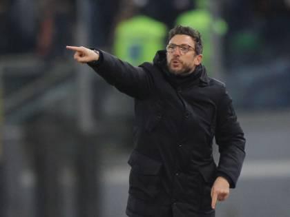 Roma, la panchina dell'allenatore Di Francesco è già traballante
