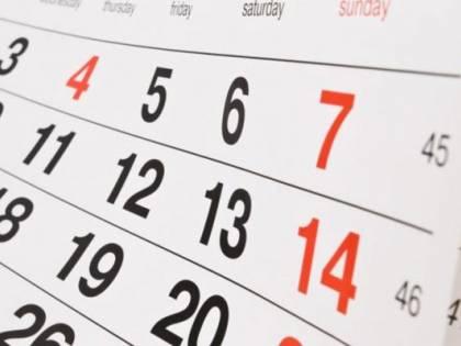 """Ponti e festivi nel 2019: ecco gli """"splendidi 12 giorni"""""""