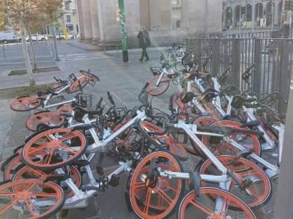 "Bici abbandonate. Sardone: ""Servono le rastrelliere"""