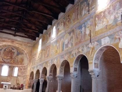 """Dentro l'abbazia di Pomposa una """"summa"""" del Medioevo"""