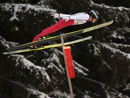 Combinata Nordica, sfida di Coppa del Mondo in Val di Fiemme
