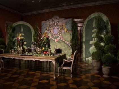 Arte della tavola, a Palazzo Reale viaggio fra storia e convivialità