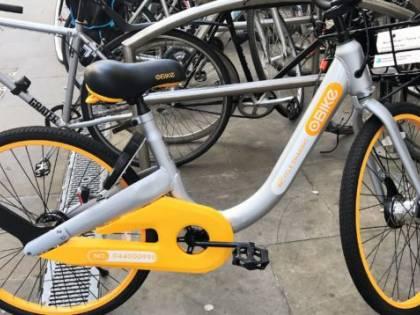 Roma, biciclette del bike sharing riemergono dal Tevere
