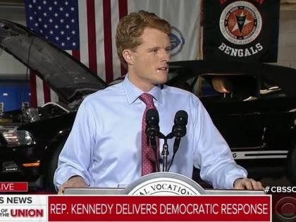 """Joe Kennedy: """"La Russia immersa nella nostra democrazia"""""""