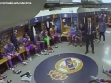 Il discorso di Zidane nella finale di Cardiff