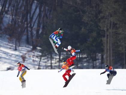 Tavola e sci sottili, è un'Italia della neve con i fiocchi