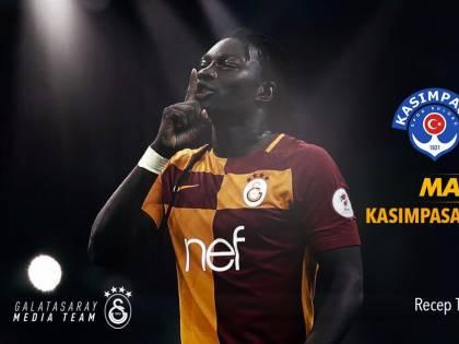 Galatasaray, Gomis sviene ancora in campo: attimi di paura ma poi si rialza