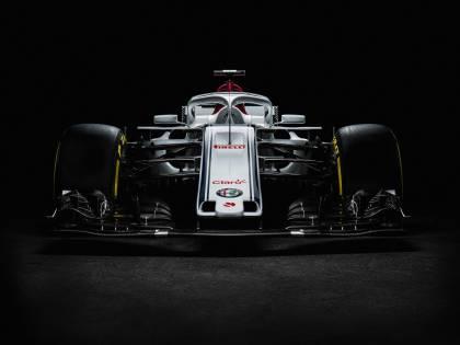Alfa Romeo Sauber: ecco le foto della nuova C37