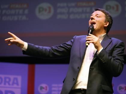 Matrix, Renzi come di Maio: scivolone sul congiuntivo