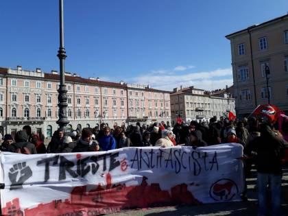 """Cortei, la Polizia: """"In piazza non antifascismo ma criminalità"""""""