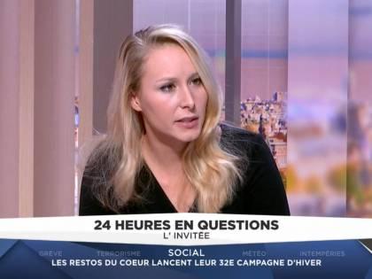 Il ritorno di Marion Le Pen: vuole prendersi il Front National?