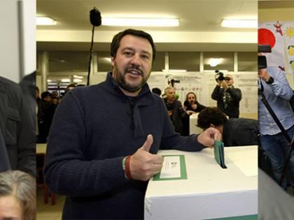 Elezioni, centrodestra prima coalizione. Vola il M5S, il Pd crolla sotto il 20%