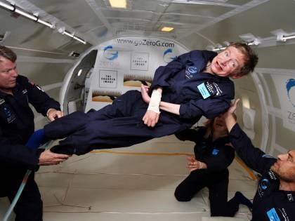 """""""Altri universi oltre al nostro"""" Quell'ultima ricerca di Hawking"""