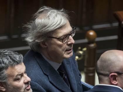 Vittorio Sgarbi è il nuovo sindaco di Sutri