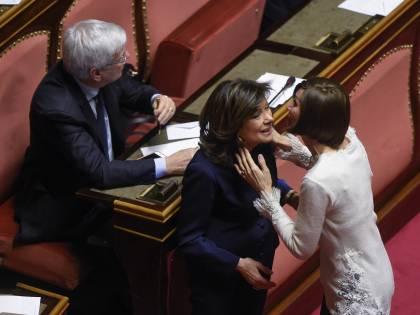 Senato, ecco chi è Maria Elisabetta Alberti Casellati