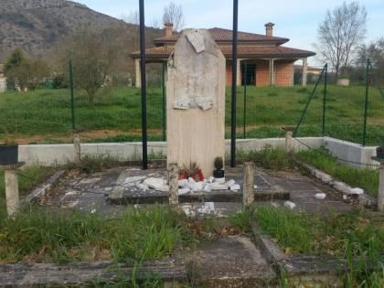 La stele in ricordo dell'esercito marocchino è stata distrutta