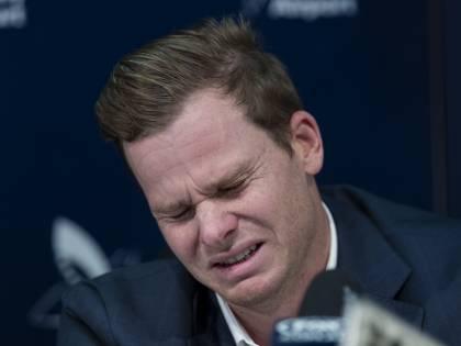 Le lacrime del campione di cricket umiliato da una pallina truccata